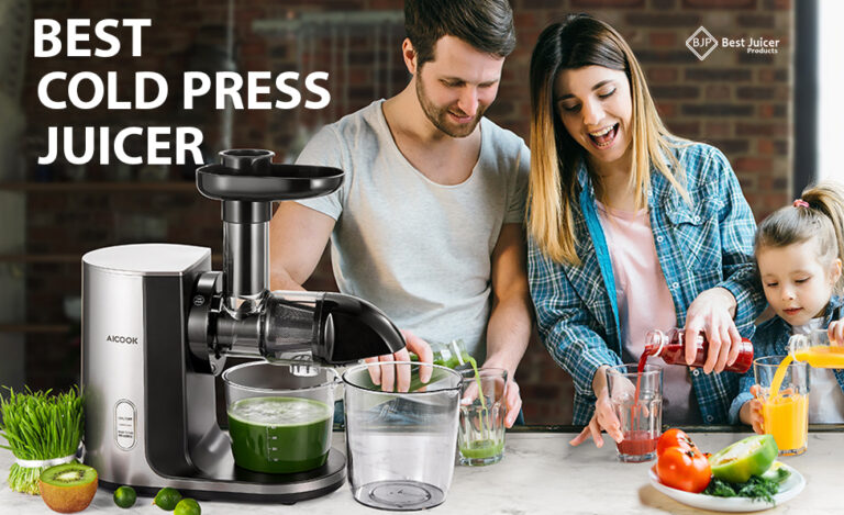 the best cold pressed juicer