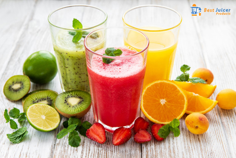 healthy juices to drink